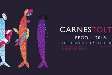 Carnestoltes Pego, Carnaval de Pego