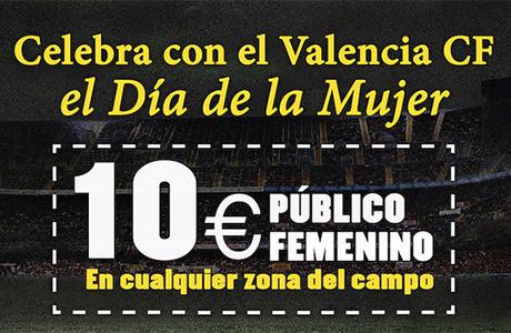 Dia de la mujer Valencia CF