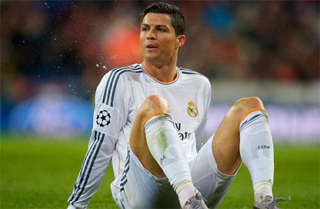 Cristiano Ronaldo no jugará la Final Copa del Rey 2014