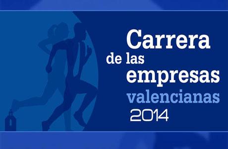 III Carrera de las Empresas Valencianas 2014