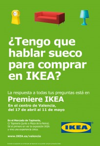 Ikea tapineria