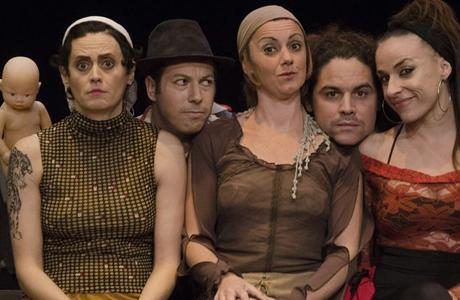 La familia Romanesku en el Teatro Rialto