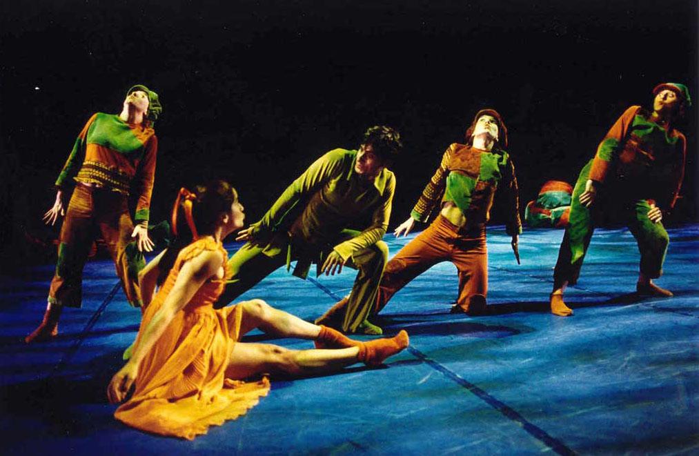 Peter Pan en el Teatro Principal