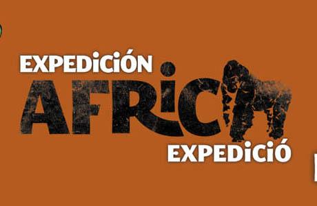expedición áfrica pascua 2015 bioparc