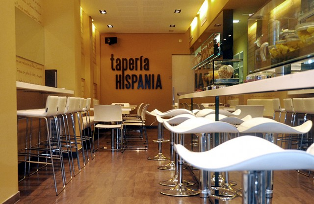 restaurante taperia hispania