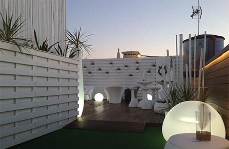 Ático Ateneo Lounge de  Valencia