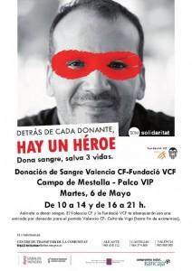 Cartel Valencia CF