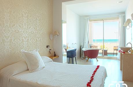 Hotel Gabbana Room