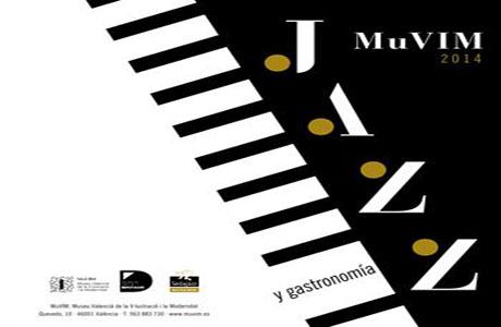Jazz y gastronomía MuVIM