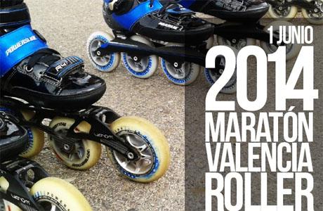 Maraton Valencia Roller 2014