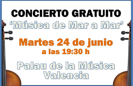 Palau de la Musica Valencia