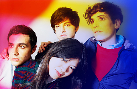 The Pains Of Being Pure At Heart rambleta valencia