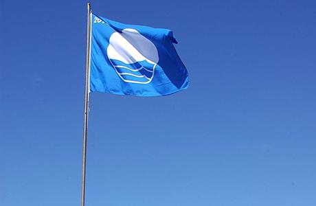 bandera azul 2015