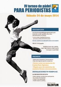 cartel_IV_torneo_padel_periodistas_
