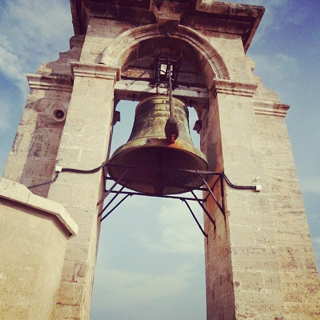#micaelet #tower #valencia #spain #beautiful #bell