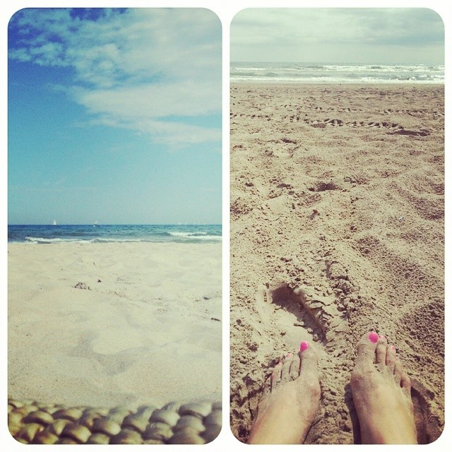 En el lugar de partida. ..como en casa en ningun sitio...#lovevalencia