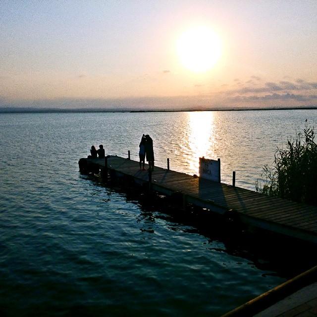#albufera #valenciagram #valencia #valenciaterraimar #valenciamola #valenciacity #water #whatahappyday #sunset #lago #sun #sunny #sky #clouds #cloud #comunitatvalenciana #ig_europe #ig_spain #igersvalencia #igerscomunitat #inspiration #calm #love #lovevalencia #evening #photooftheday #bestofinstagram #bestoftheday