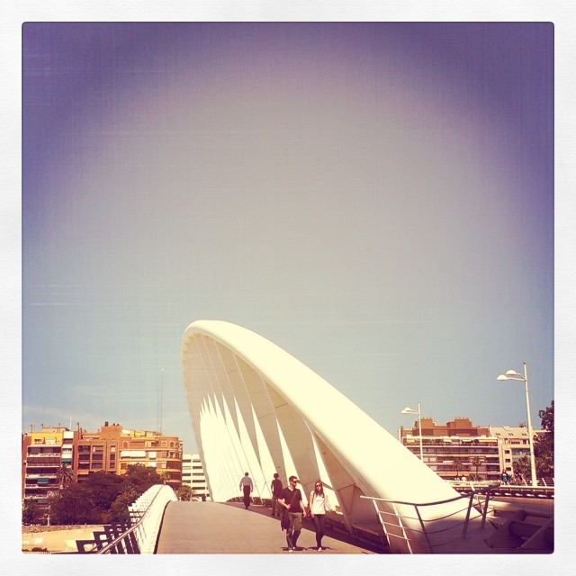 Otro clásico de #Calatrava en #Valencia  #valenciagram #architecture #architect #landscape #instagramersgallery #igersvalencia #igworldclub #igerseurope #igersvlc #lovevalencia #travel