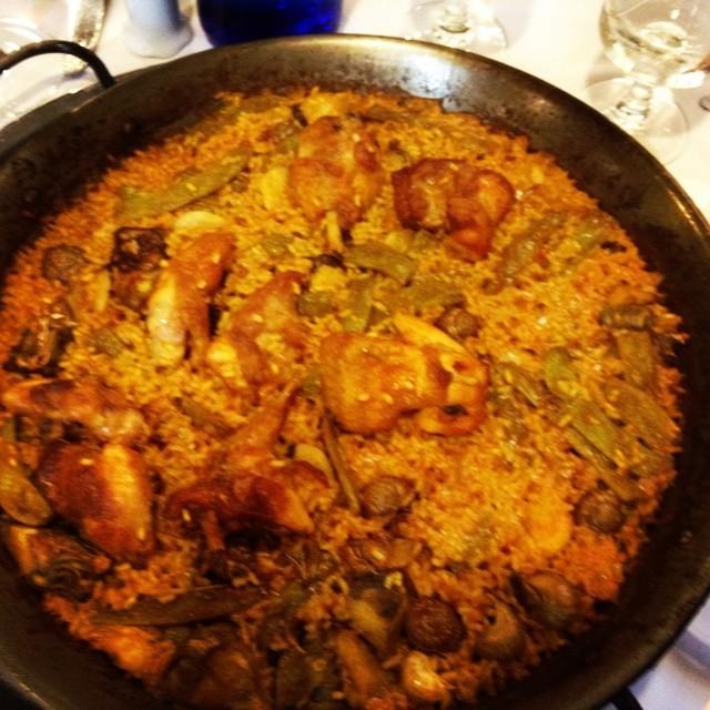 Paella casa Roberto #paella#valenciana#love#food#mejor#domingo#guay#friends#lovevalencia#valenciagram#valenciaenamora #food#fotoes#followback