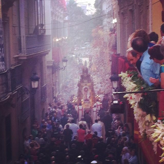 Procesión del Corpus en #Valencia #igersvalencia #loveValencia