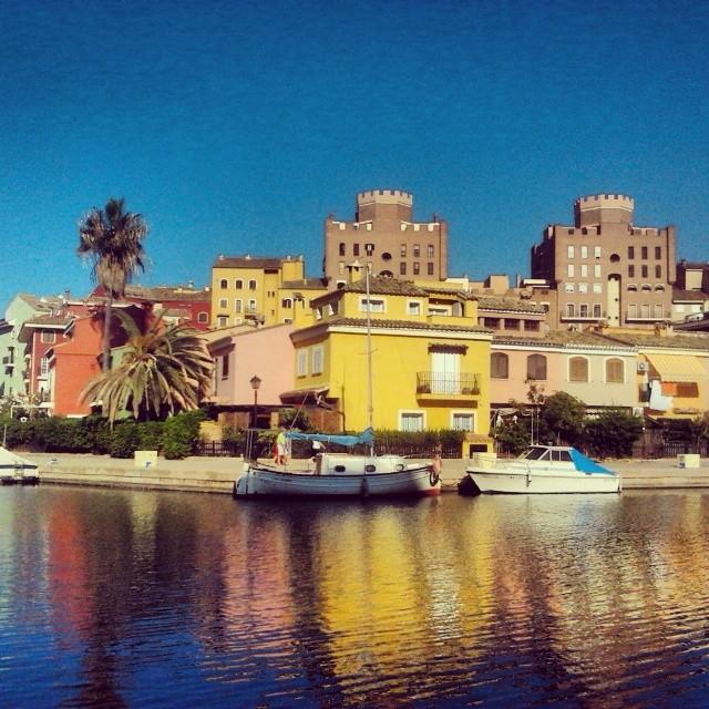 En la venecia #valenciana #portsaplaya
