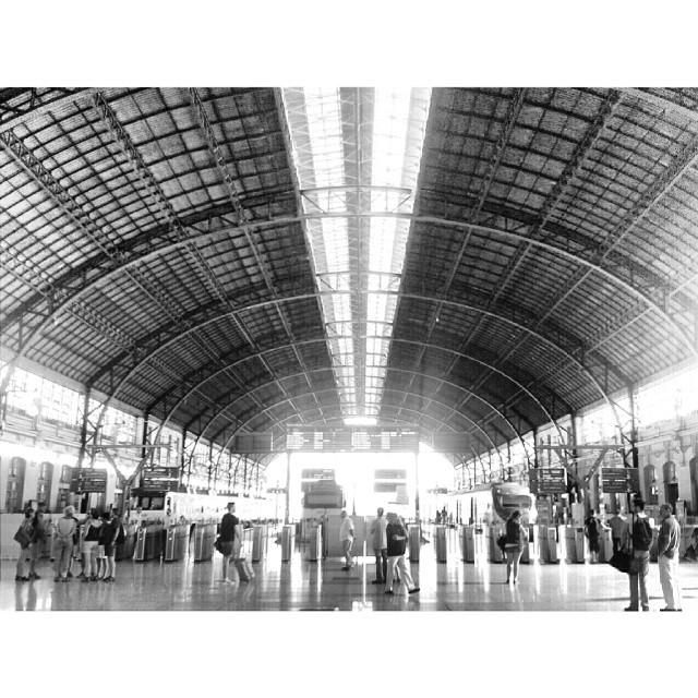 Estación del Norte #Valencia #train #station