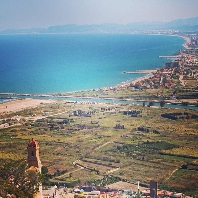 #Cullera #jucar #xuquer #mar #mediterraneo #vistas #mirador