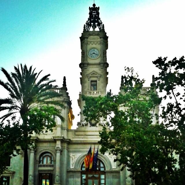 Ajuntament #Valencia #spain