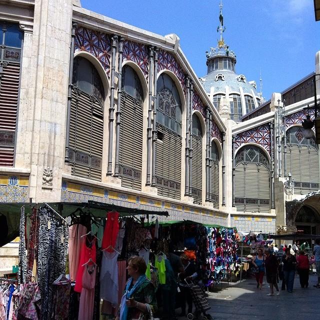 #mussol78 #mercatcentral #valencia #modernismo