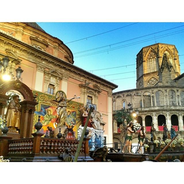 Corpus Christi #Valencia