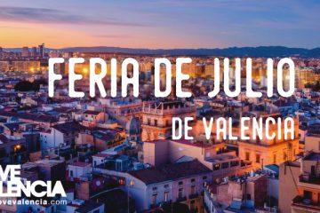 GRAN FIRA DE VALÈNCIA FERIA DE JULIO DE VALENCIA