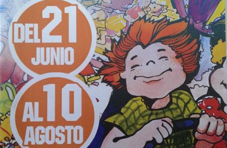 Feria de Atracciones Feria de Julio Valencia 2014