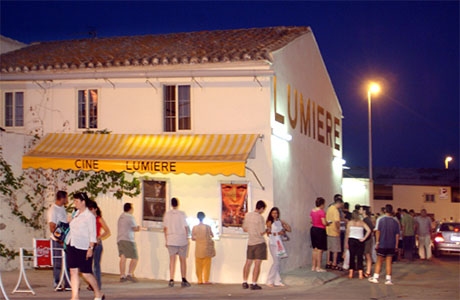 Terraza Lumiere Love Valencia