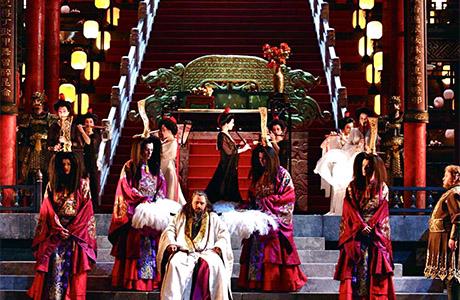 Turandot palau de les arts valencia