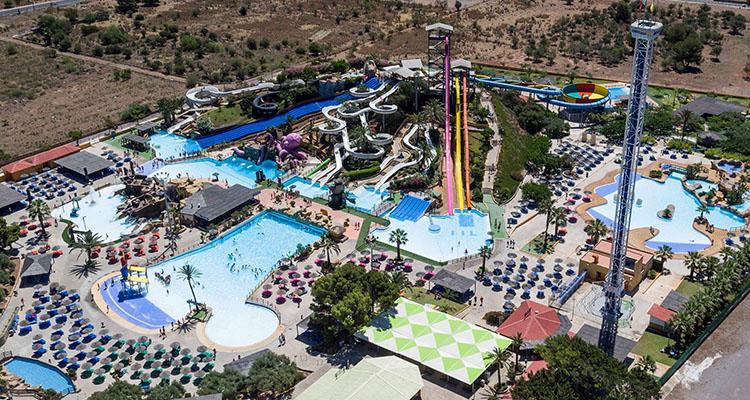 parques de agua valencia