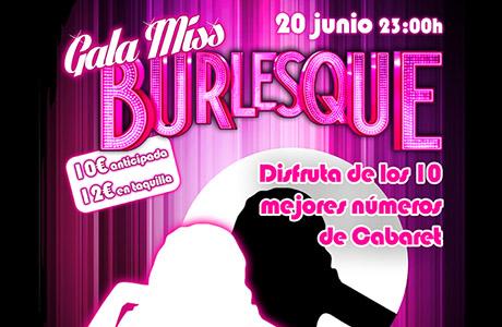gala miss burlesque casino cirsa valencia