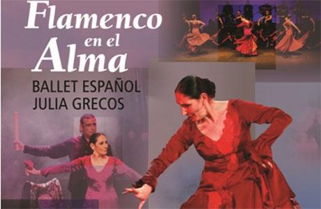 Ballet Español Julia Grecos Talia