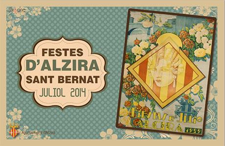 Fiestas Alzira 2014