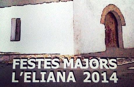 Fiestas Mayores L'Eliana 2014