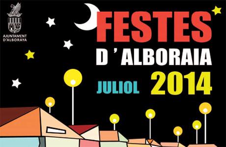 Fiestas de Alboraya Cartel
