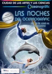 Las noches del oceanografic
