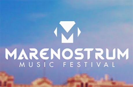 Marenostrum Music Festival Valencia 2014