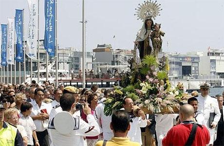 Virgen del Carmen Valencia
