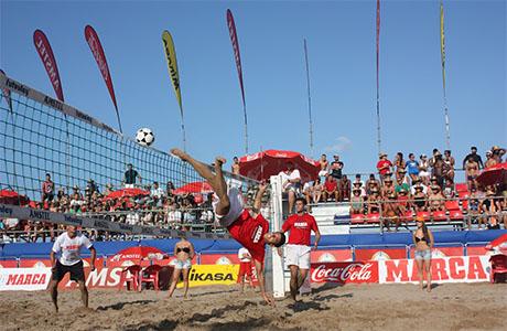 XVIII Trofeo Futvoley Open Ciudad de Valencia