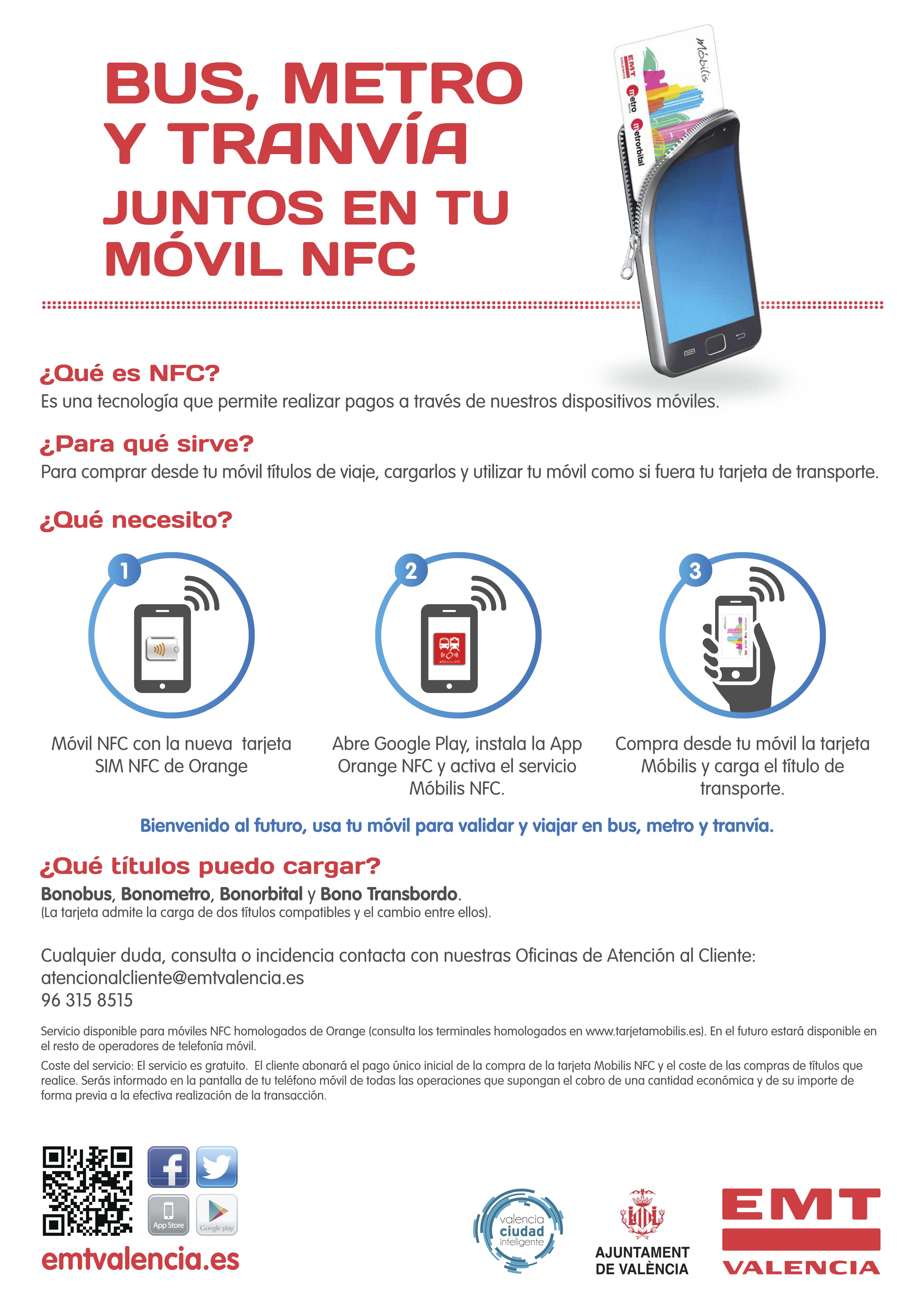 emt_ pagar con el móvil