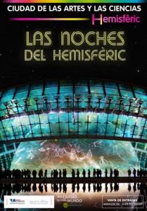 las noches del hemisferic