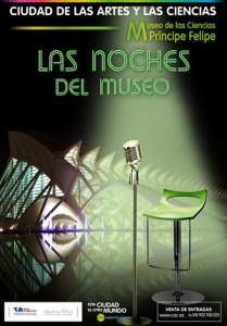 las noches del museo