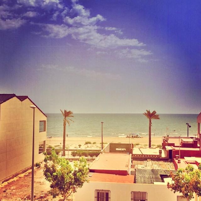Para todo Agosto... #relax #beach #landscape #skyline #sky #clouds #mediterranean #sea #summer #holidays #estate #spiaggia #puzol #ig_europe #ig_valencia #ig_spain #ig_worldclub #ig_italia #igersvalencia #estaes_valencia #estaes_espania #loves_valencia #lovevalencia #10likes #turisbrand #worldwide_shot #fotomovil_es