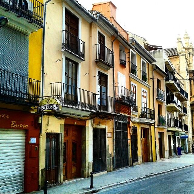 Plaza Mayor #Lliria #Valencia