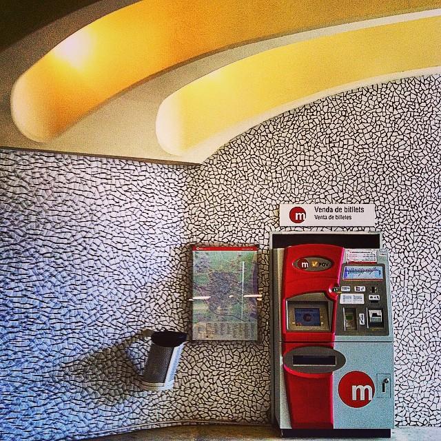 #mussol78 #estacion de #metro #valència #calatrava #subway #valenciacity #valenciagram #valenciaenamora #valenciagrafias #lovevalencia #loves_valencia #estaes_valencia #estaes_espania #instagood #instagramers #instamessage #insta_colourfull #insta_international #igersarchitecture #ig_europe #placeofworld #followback #fotomovil_es